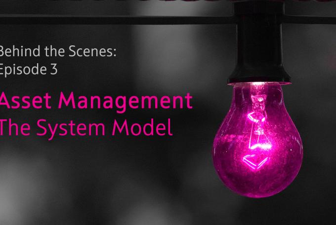 Episode 3: Asset Management The System Model