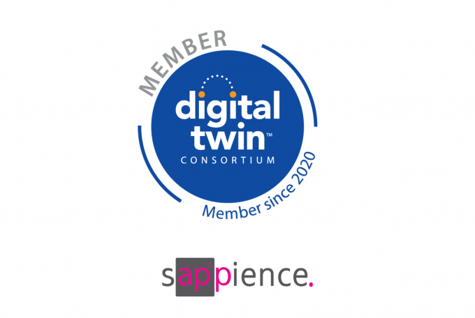 Sappience becomes a member of the Digital Twin Consortium