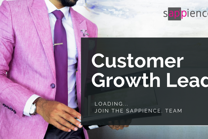 Join our team at sappience. as a Customer Growth Lead