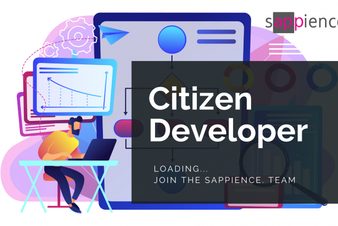 #joinsappience. Hiring a Citizen Developer (Power Platform App Maker)